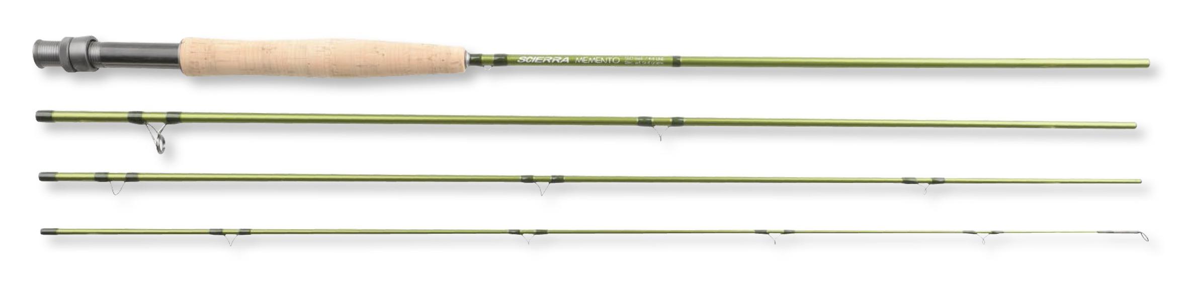 Scierra MEMENTO Fly Fishing Rod