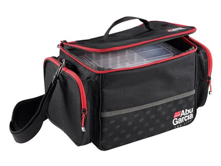 Abu Garcia Shoulder Bag With Lure Boxes