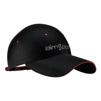 Aimsport Black Aimsport Embroidered Cap