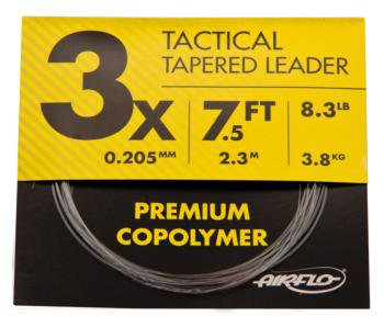 Airflo HT Tactical Tapered Leader 7.5ft