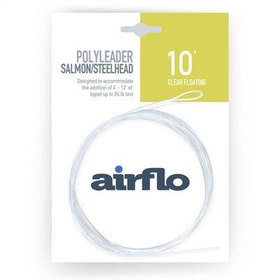Airflo Polyleader Salmon and Steelhead 10' Length