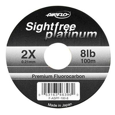 Airflo Sightfree Platinum Fluorocarbon
