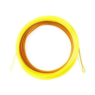 Airflo Superflo 40+ Mid Intermediate Trans Tan/Bright Yellow