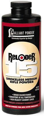 Alliant Reloder 15