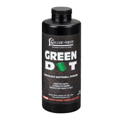 Alliant Green Dot Powder (1lb Tub)