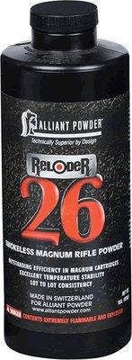 Alliant Reloder 26 Powder (1lb Tub)