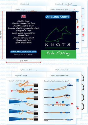 Angling Knots Coarse (Pole) Fishing Knots Booklet