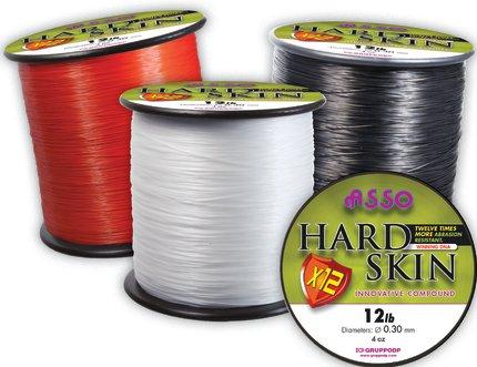 Asso Hard Skin Copolymer Line 0.5kg Bulk Spools