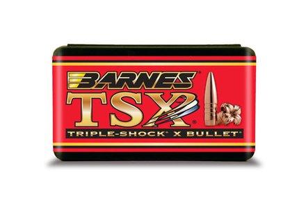 Barnes TSX .284 150 Grain BT Lead Free Bullets