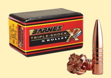 Barnes TSX .277 140 Grain BT
