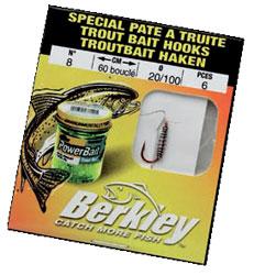 Berkley Trout Bait Hooks