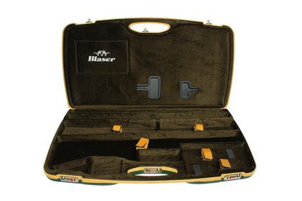 Blaser ABS Double Rifle Case (2xBarrel,2xScope up to 56mm)