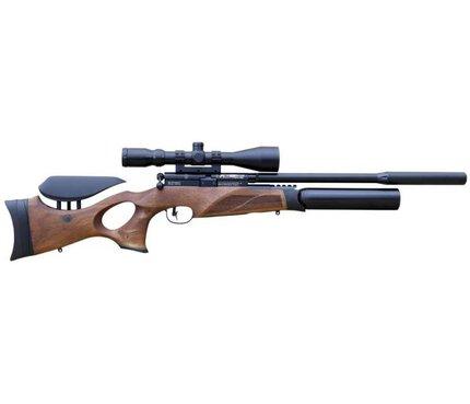 BSA R10 TH Thumbhole Walnut Multishot .22
