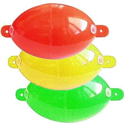 Buldo Oval Bubble Floats