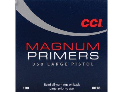 CCI CCI 350 Magnum Large Pistol Primers (100 box)