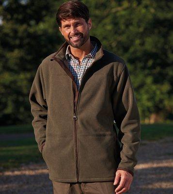 Champion Berwick Fleece Jacket Olive