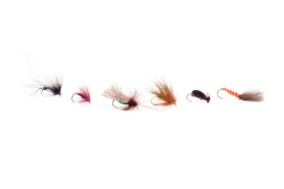 FAF Dry Fly Selection