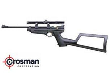 Crosman 2250B .22 Rattie Co2 Rifle