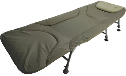 Daiwa Black Widow Bedchair