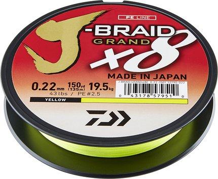 Daiwa J-Braid Grand