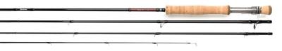 Daiwa Lexa Trout Fly Rods 4pc