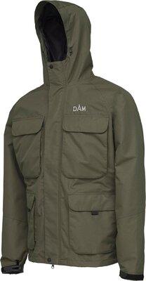 DAM Manitoba Fishing Jacket Thyme Green