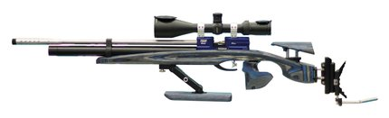 Daystate Tsar .177 Field Target Match Rifle