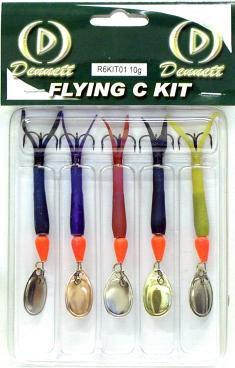 Dennett Assorted Flying C Kits
