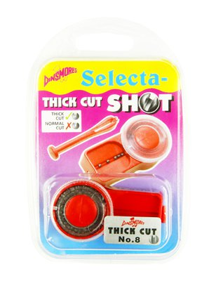 Dinsmores Thick Cut Shot Selector  Size 8