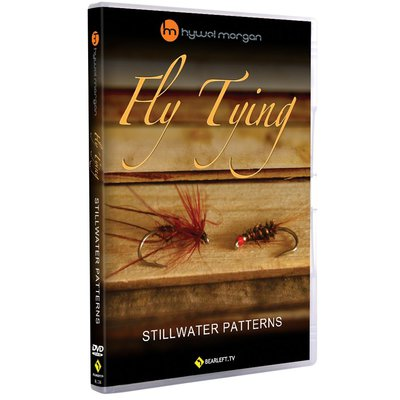 Hywel Morgan Fly Tying Stillwater Patterns DVD
