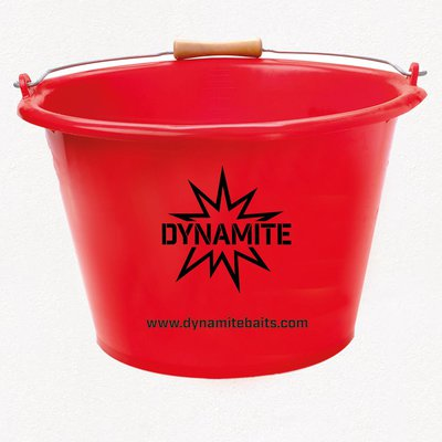 Dynamite Baits Groundbait Mixing Bucket - 17ltr