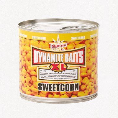Dynamite Baits XL Range Sweetcorn
