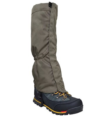 Extremities Field Canvas Gaiters Green
