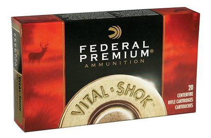 Federal Vital-Shok .223 55g SGK X 20