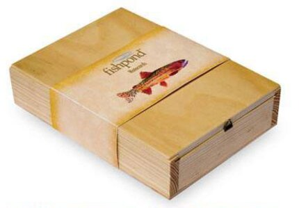 Fishpond Fishing Note Cards
