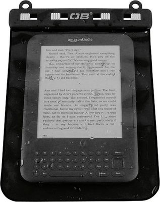 Fishspy Book Reader Waterproof Case
