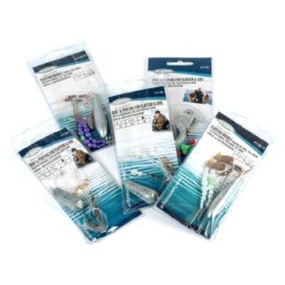 Fladen Assorted Weighted Flatfish Rig