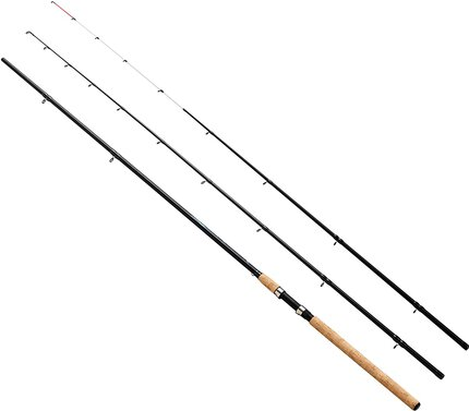 Fladen Collateral Twin Tip Barbel Feeder Rod 11ft 3-5lb 2pc