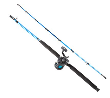 Fladen Fission Boat Rod and Reel Combo