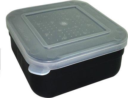 Fladen Black Square Plastic Baitbox