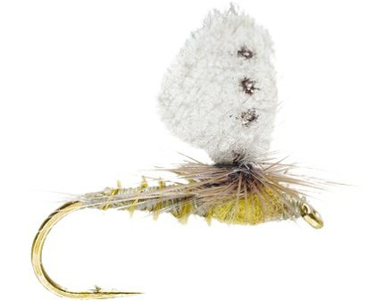 Fulling Mill Blue Winged Olive Parachute Cutwing