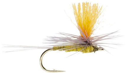 Fulling Mill Blue Winged Olive Parachute Spot-On