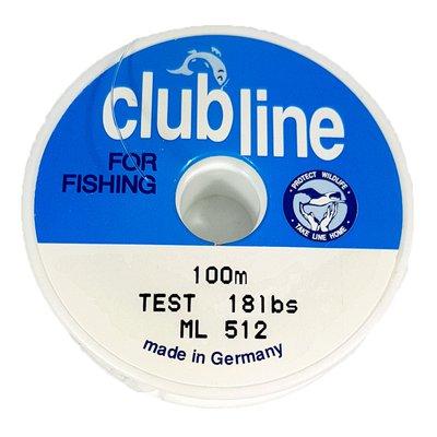Fog Clubline Mono Blue 100m Spool