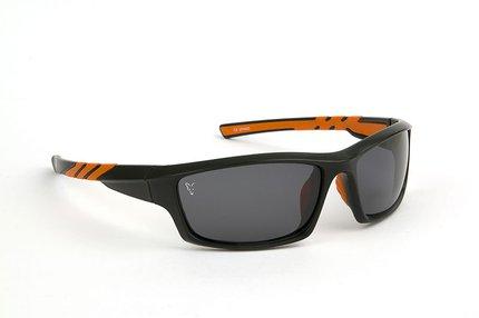 Fox Sunglasses Black / Orange
