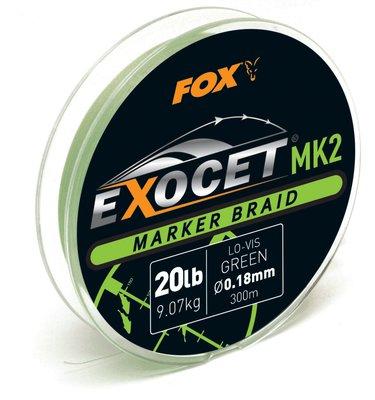 Fox Exocet Mk2 Braid