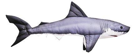 Gaby Baby Great White Shark Pillow 53cm