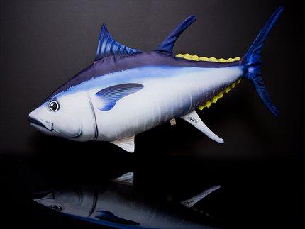 Gaby Bluefin Tuna Pillow