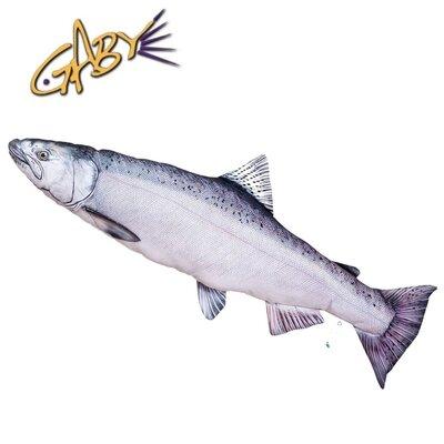 Gaby Chinook Salmon Pillow 90cm