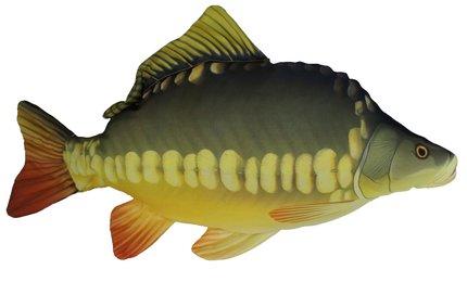 Gaby Carp Fish Pillow
