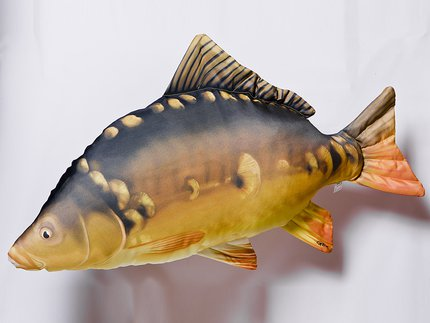 Gaby Giant Carp Pillow 90cm